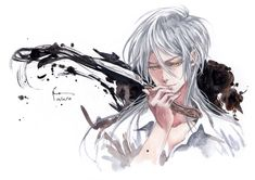 Pscho-Pass: Shogo Makishima by Nick-Ian on DeviantArt