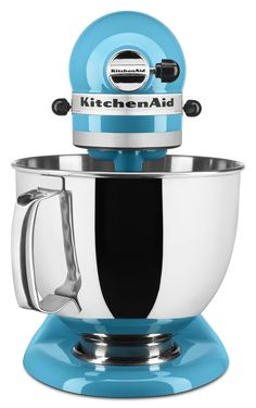 Cobalt Blue Finish Of The Professional 600 Series KitchenAid Mixer. Put A  Bow On It And Give It To Someone! : ) | Pinterest | Mixers, KitchenAid And  ...