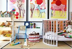 Circus Pinterest Party: Nursery Decor and More! - Savvy Sassy Moms