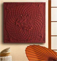 http://www.aiguilles-en-luberon.com/ Artist Dominique Fave Silk Boutis and Quilt