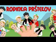 90+ minút najlepších slovenských detských pesničiek | Najdlhšia zbierka | Pec nam spadla etc - YouTube Mommy Finger, Finger Family, Baby Finger, Family Guy, Inka, Preschool, Education, Youtube, Film