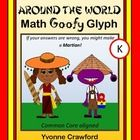 Around the World Math Goofy Glyph is an activity where students can hone their abilities in mathematics while putting together a fun art project th...