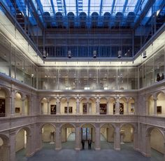Harvard Art Museums Renovation and Expansion / Renzo Piano + Payette