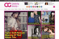 CelebrityGossip Entertainment Theme by Magazine3 on Creative Market