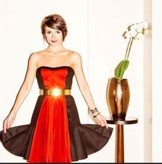 4/20/13 Star Fashion, Fashion Photo, Girl Fashion, Mira Duma, Ladylike Style, Strapless Dress Formal, Formal Dresses, Miroslava Duma, Fashion Editor