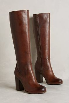 Frye Parker Tall Boots #Anthropologie