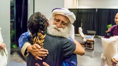 Love as a way of being – Sadhguru during the Inner Engineering program in Tampa, Florida from 29–30 April 2017