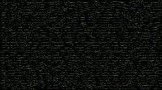 Digital Dropout 1001: Digital TV data loss malfunction (Loop).   A Luna Blue  http://www.alunablue.com  Imagery for Your Imagination