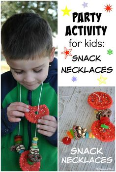 Party Activity for K