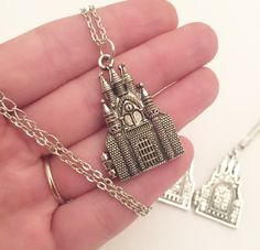 Castle Locket
