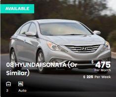 Car rental in San Diego. Budget Car Rental, Hyundai Sonata, Gps Navigation, Car Ins, San Diego