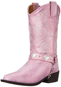 Roper Dale R Toe Harness Cowgirl Boot (Toddler/Little Kid) *** See this great product.
