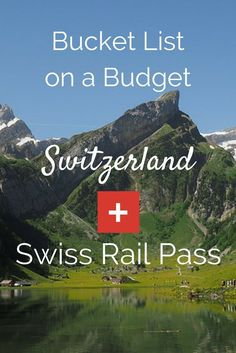 Traveling on a budget left you thinking you can't afford Switzerland? Europe for kids! It's a bucket list on a budget dream come true. via /https/://www.pinterest.com/Captiv8Compass/