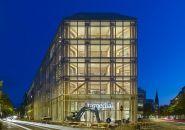 shigeru ban tamedia office building zurich