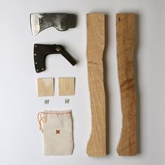 Axe Maker's Kit- Mark would FREAK OUT over this.
