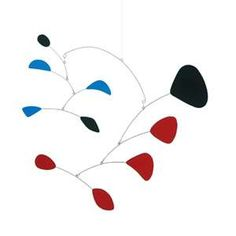 "I will be dressed a Joan Miro, and have a ""Miro-esque"" mobile on my head!"