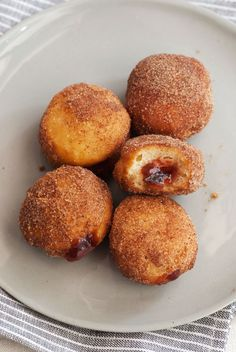 jelly doughnuts!
