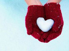 Enjoy the Scenic Beauty of Winter with These Stunning Wallpapers: I Give You My Heart by WallpaperStock