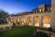 Incredible details throughout the property. #silverleaf #luxury #scottsdale #realestate #azwarmth