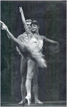 Фото: Балет Щелкунчик. Большой театр. В. Васильев и Е. Максимова