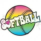 Softball by Mychristianshirts on Etsy