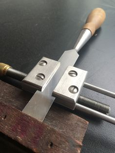 I sharpen all of my plane irons and chisels at 35°. Here's why: I do this to keep my sharpening regimen as simple as possible. I don't want to pick up a tool and wonder: What angle is this sharpened to? I also don't want to sharpen a tool, discover that I used the wrong angle and have to resharpen it immediately. And I don't want to have multiple jigs …