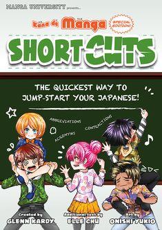Kana de Manga Special Edition: Shortcuts (Onishi-sensei special price)