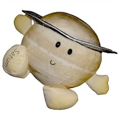 Celestial Buddies Saturn, these are just so cute! There is a whole planet range x