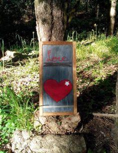 CUADRO ROMANTICO LOVE - Llena tu corazón de momentos románticos, de amor y pura pasión.