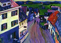Wassily Kandinsky - 1908