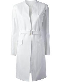 AGNONA Belted Overcoat
