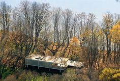 Domenique Mora: Farnsworth House