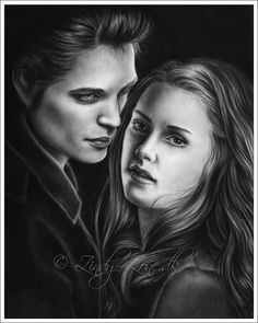 zindy nielsen twilight-bella-and-edward