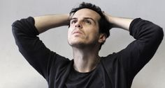 Andrew Scott in Paines Plough's production Sea Wall by Simon Stephens presented by Dublin Theatre Festival