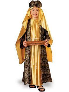 Biblical Wiseman Melchior Child Costume