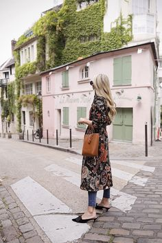FLORALS FOR FALL // MOMENTS IN PARIS