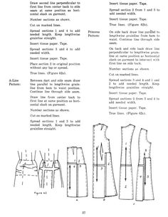 Personalized Patterns: Fitting & Altering - Page 37