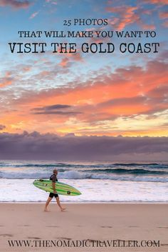 You'll be left speechless! Australia's Gold Coast is really beautiful. Don't believe me? Check out these 25 #photos! #camera #photo