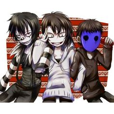 CREEPYPASTA!! ❤ liked on Polyvore featuring creepypasta, pictures, drawings and filler