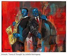 American Jazz Museum presents |Autism, Art and Music: A Collection of Works by Juliette Hemingway New Works by Javari Eugene-Poet Chase   Opening January 14, 2017, 9am - 6pm  American Jazz Museum 1616 East 18th Street, Kansas City, MO 64108  An exhibition highlighting over 70 extraordinary digital works that address the creative relationship of autism and jazz music through the artist's perspective.