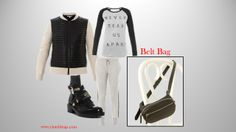 The Belt Bag is more modern, sexy and refined....  Clutch It and Go!  www.clutchbags.com http://www.clutchbags.com/belt-bag.html