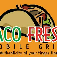 Taco Fresh Mobile Grill Taco Catering Services!!! Call us to book your next event: 951-392-6408 www.TacoFreshMobileGrill.com