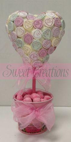 Valentines Heart Sweet Tree