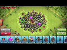 nice Clash Of Clans Best Town Hall 6 Defence Base (CoC TH6)The Scrutan Defence Layout StrategyClash Of Clans Best Town Hall 6 Defence Base (CoC TH6) Defence Layout Strategy - For all those town hall 6 players out there! â-»Subscribe for more ...http://clashofclankings.com/clash-of-clans-best-town-hall-6-defence-base-coc-th6the-scrutan-defence-layout-strategy/