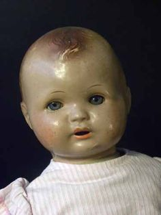 Poupon de caractère SFBJ - (France) 1930 Bébés de caractère - Poupées anciennes