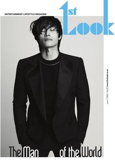 Lee Byung Hun – 1st Look Magazine | lee byung hun | Pinterest