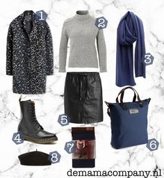 Outfit inspiratie: Cool & Chic - De Mama Company
