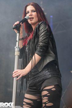 Delain – Castle Rock 2014 : ROCK FANATICS – Webzine