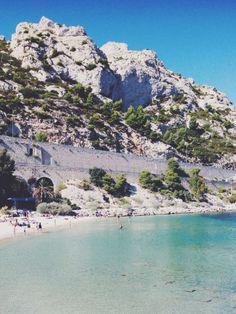 Les plages de Corbières