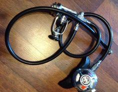 Aqua Lung Cousteau Regulator Scuba Dive Dacor   eBay